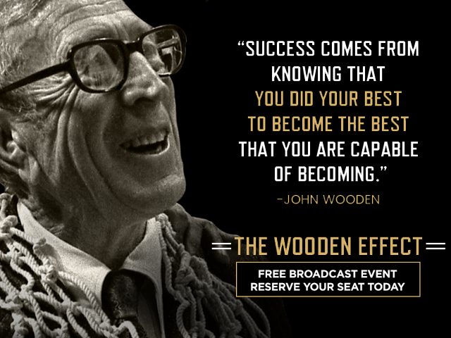 Launch: John Wooden Project