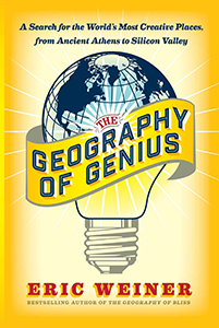 The Geography of Genius cover