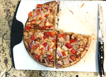 Bobby Field's Barbecue Pizza