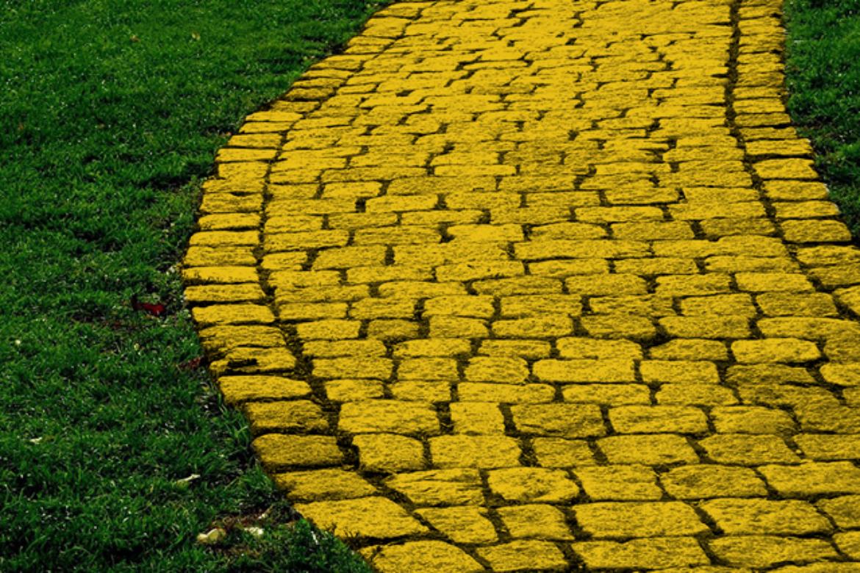 Lighting Your Yellow Brick Road