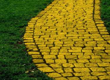 Lighting Your Yellow Brick Road