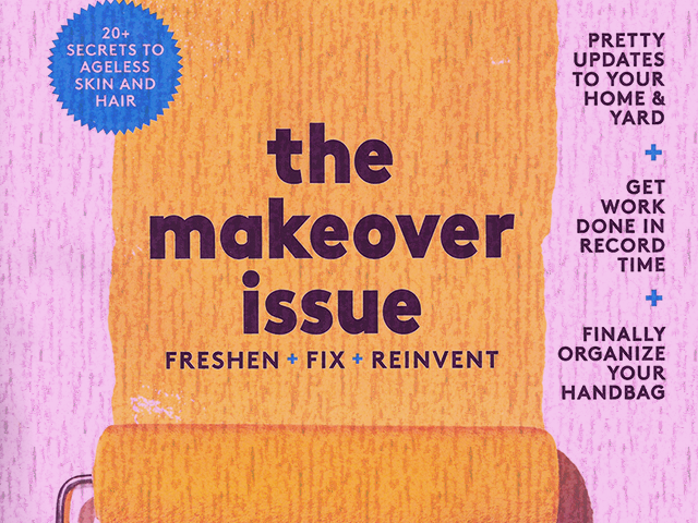 Real Simple Makeover Issue