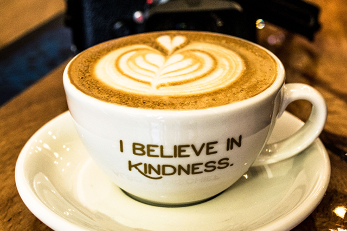 The Power Behind a Random Act of Kindness