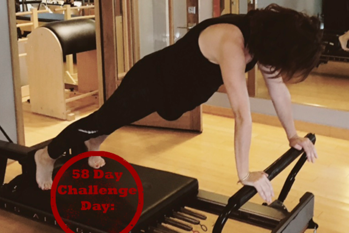 The 58-Day Challenge