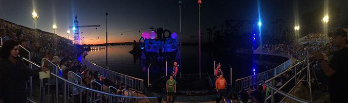 CirqueElectrique Electric Ocean SeaWorld