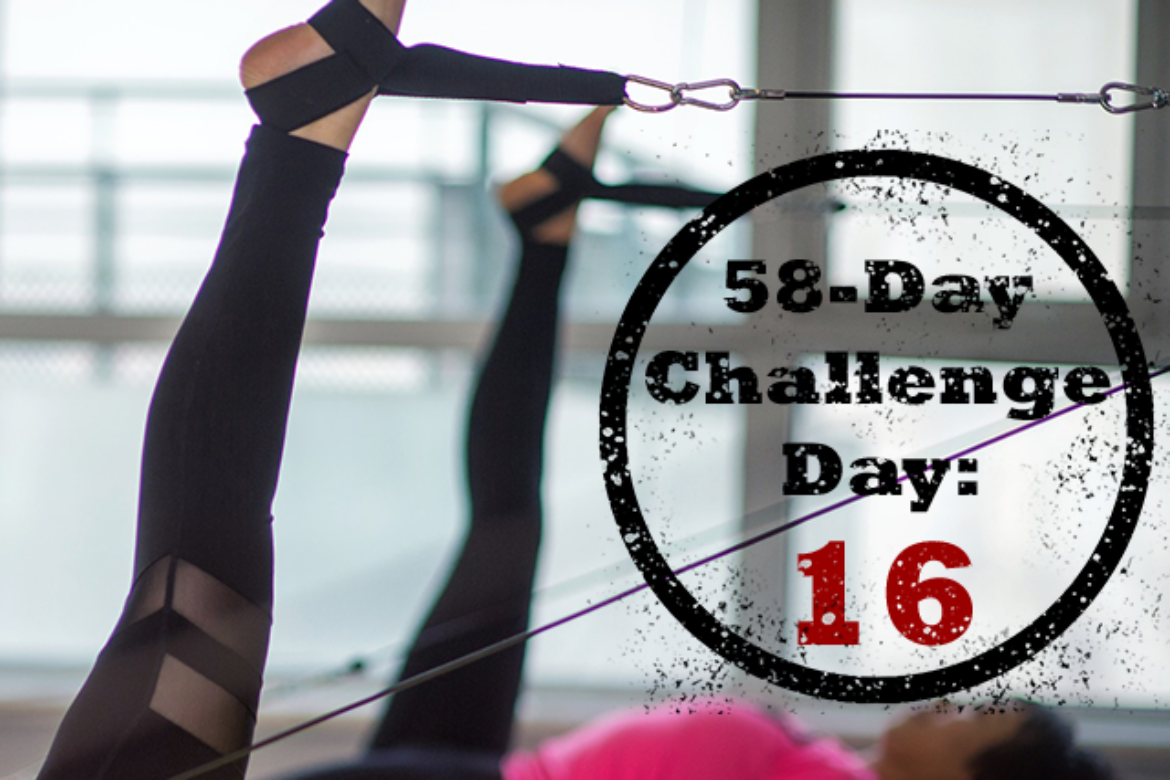58-Day Challenge: Day 16