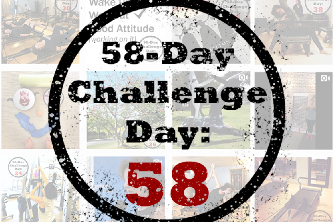 58-Day Challenge: Complete!