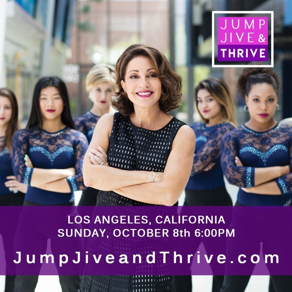 Miss Val - Jump Jive & Thrive