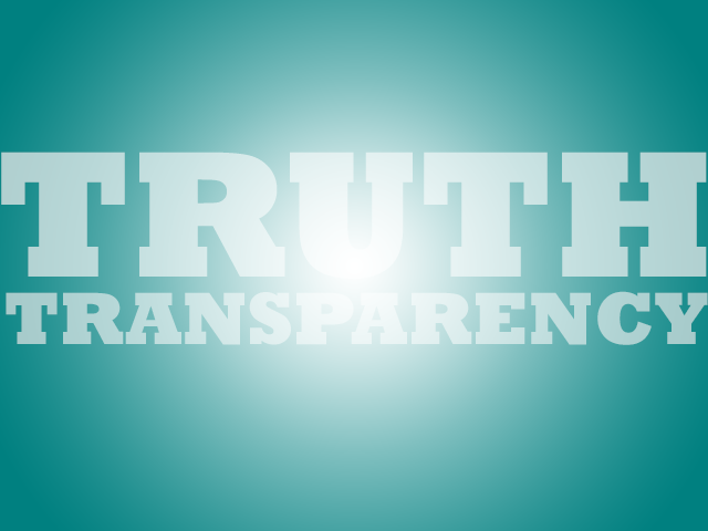 Truth Transparency