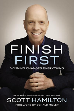 Finish First - Scott Hamilton
