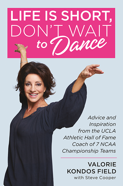 Life is Short, Don't Wait to Dance (book cover)