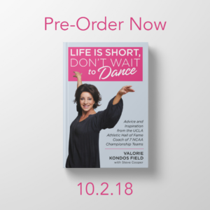 Pre-Order Life is Short, Don't Wait to Dance