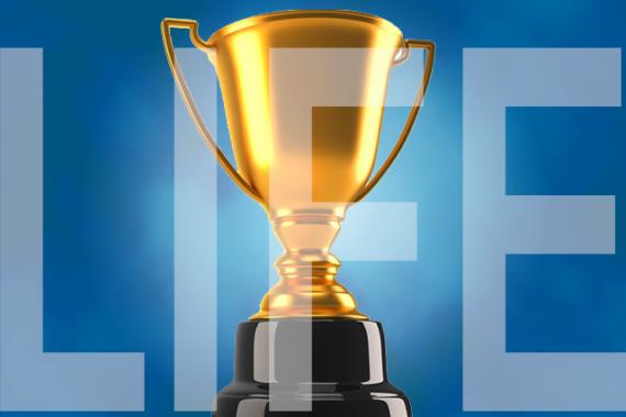A Champion's Life