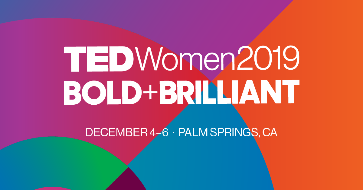 Ted Women 2019